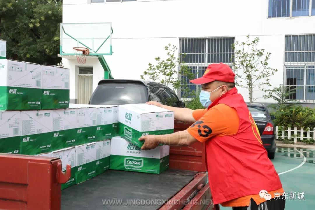 【大厂正能量】大厂爱心企业捐赠防疫物资…
